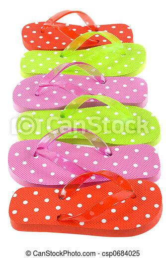 Colorful Beachwear - csp0684025