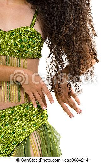 Belly Dancer - csp0684214