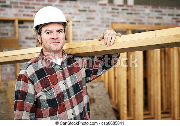Construction Laborer - csp0685041