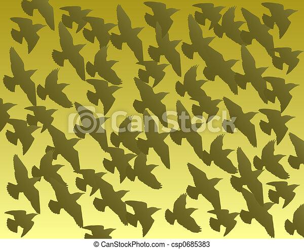 Flock - csp0685383