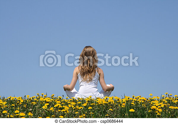 Peace of mind - csp0686444