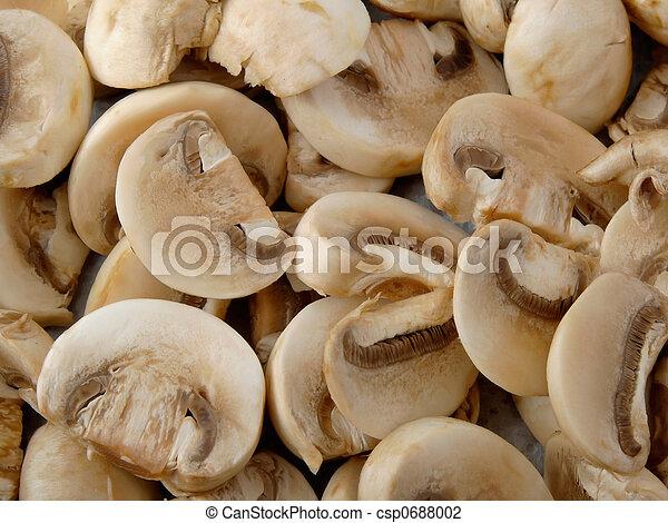 Mushrooms - csp0688002