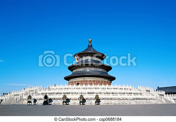 Forbidden City - csp0688184