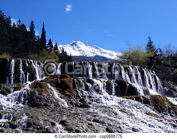 Waterfall - csp0688775