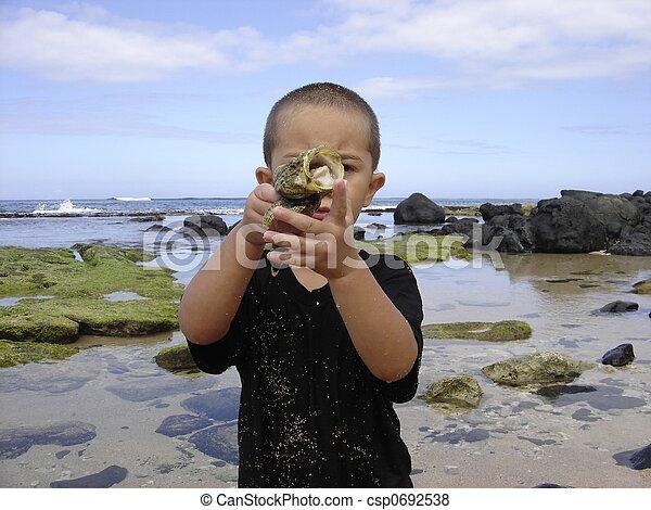 peixe, boca - csp0692538