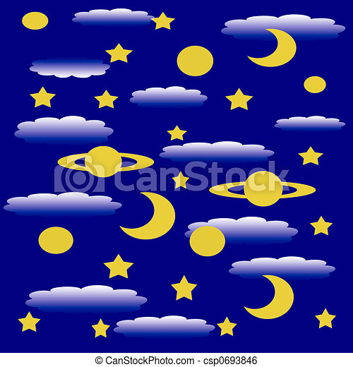 planets and stars clipart - photo #36