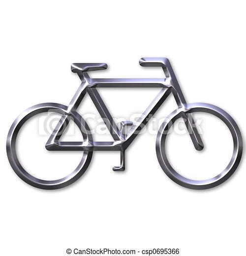 Bicycle - csp0695366