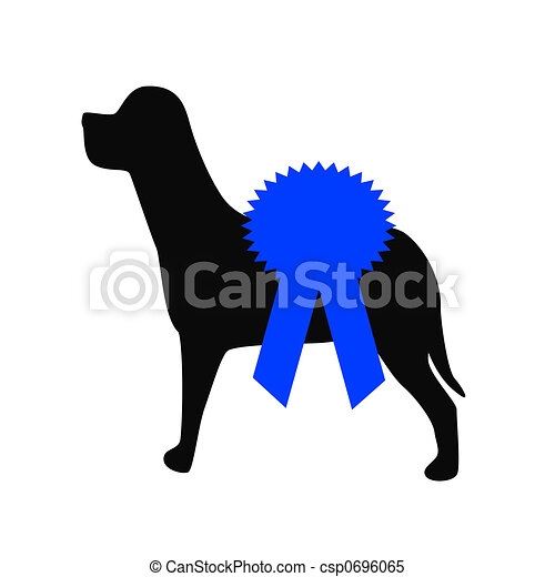 Show Dog Ribbon