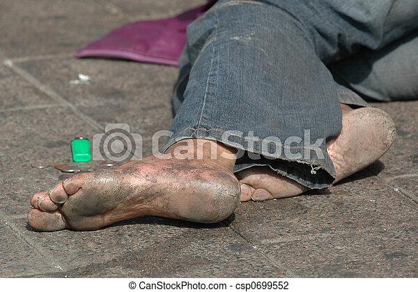 Homeless - csp0699552