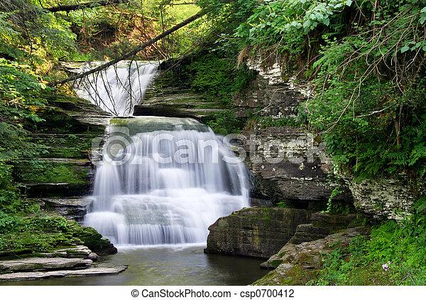 Scenic Waterfalls - csp0700412