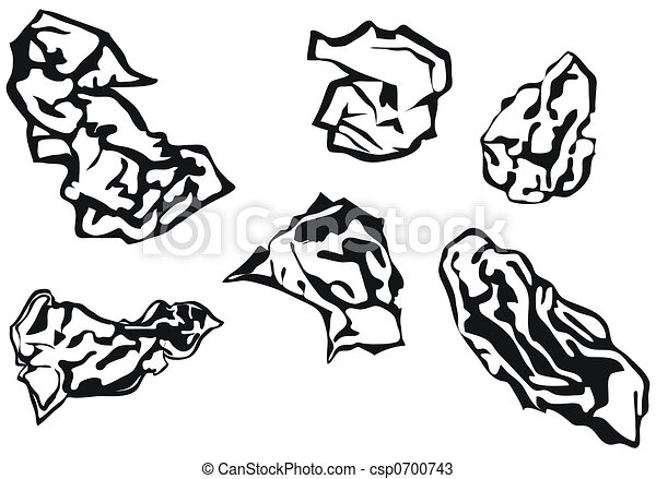 Drawings of waste paper balls csp0700743 search clipart for Art from waste paper