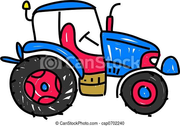 trattore - csp0702240