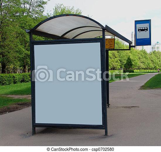 Bus station 1 - csp0702580