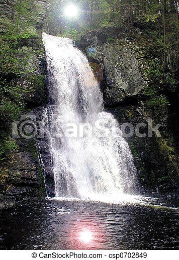 Waterfall - csp0702849