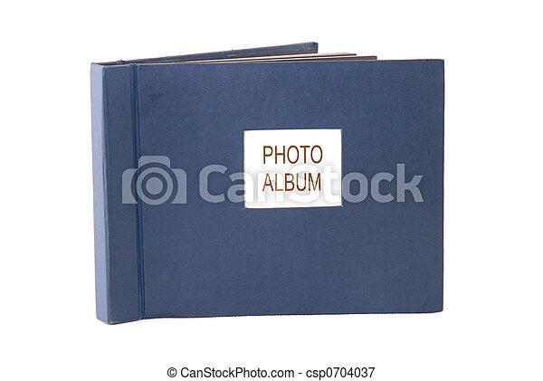 Photo-Album - csp0704037