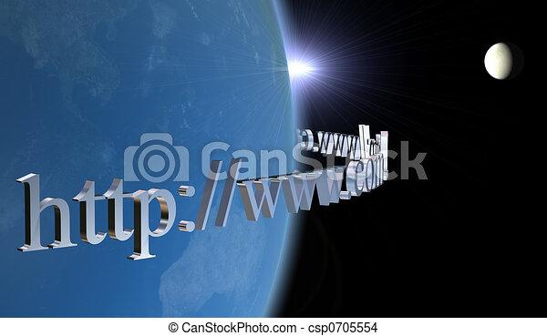 world-wide-web, - csp0705554