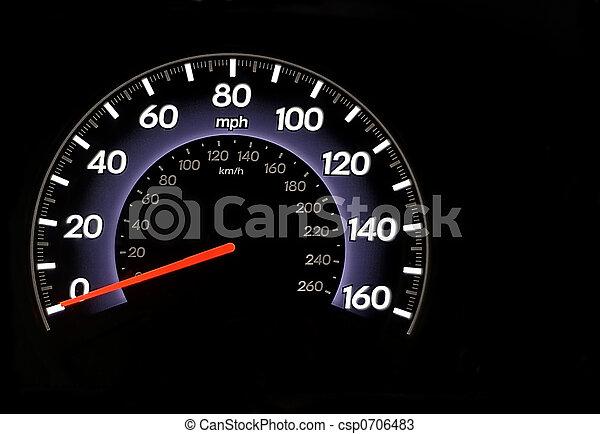 Odometer - csp0706483