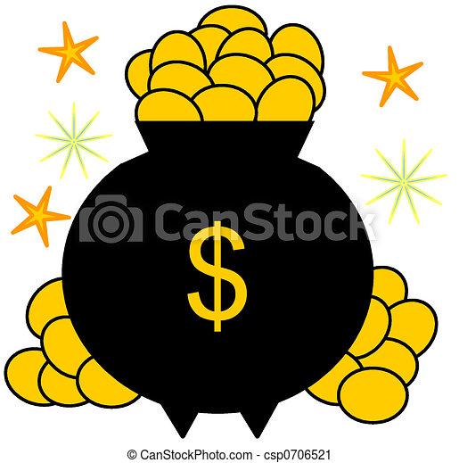 Pot of Gold - csp0706521