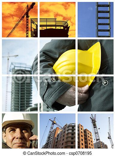 建設 - csp0708195