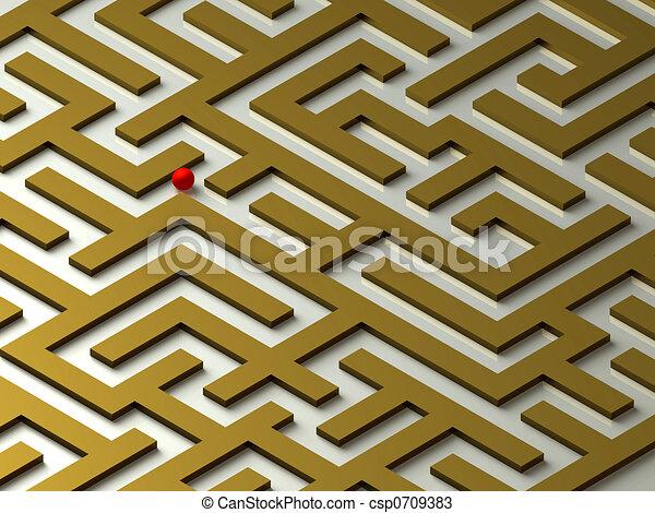 Labyrinth - csp0709383