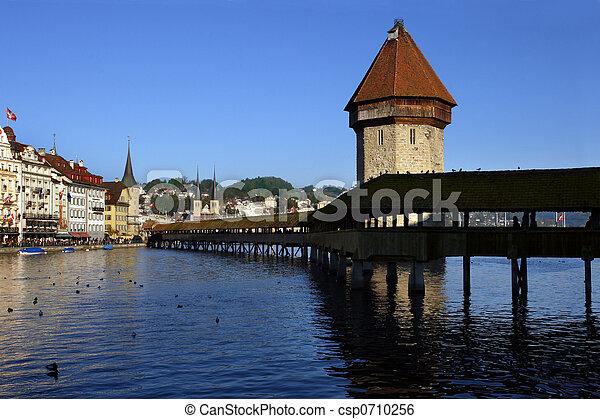 Luzern, Switzerland - csp0710256