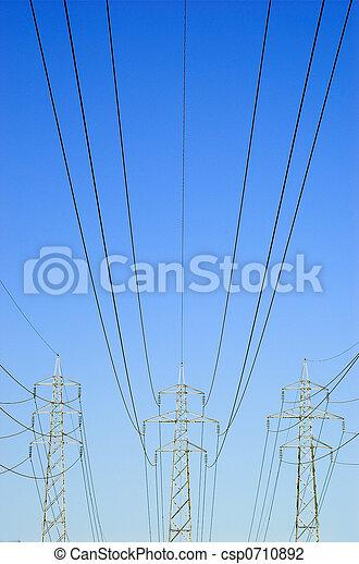 Power Lines - csp0710892