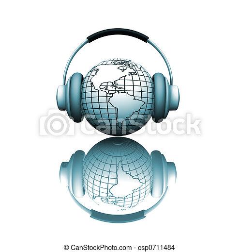 World music - csp0711484