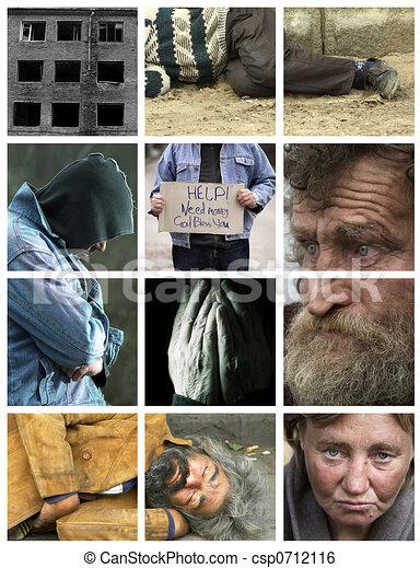 homeless  - csp0712116