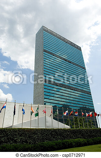 United Nations in session - csp0712971