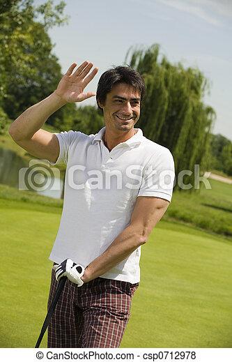 Golf club - csp0712978