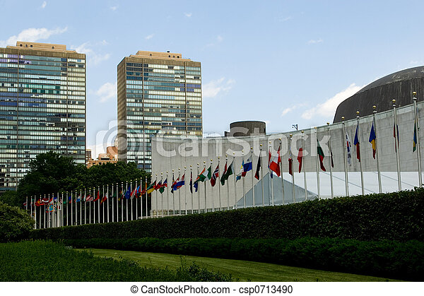United Nations in session - csp0713490