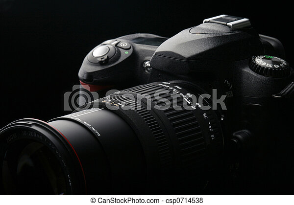 Digital SLR Camera - csp0714538