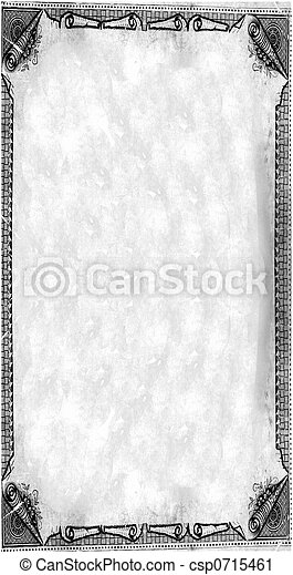 Royalty paper - csp0715461
