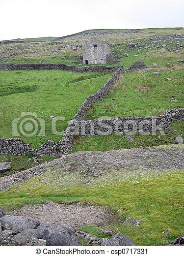 Stonework Yorkshire - csp0717331