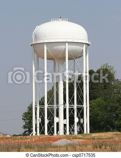 Water Tower Series - csp0717535