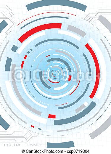 digital escape whiye - csp0719304