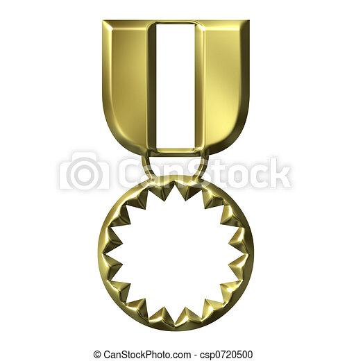Medalla de honor para adultos