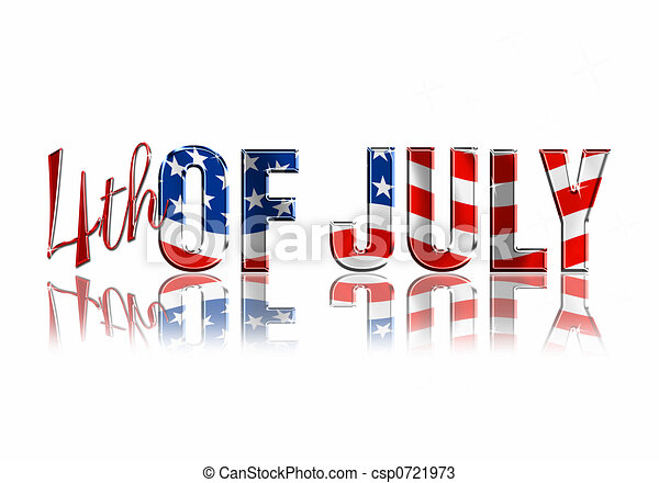 4th of July - csp0721973