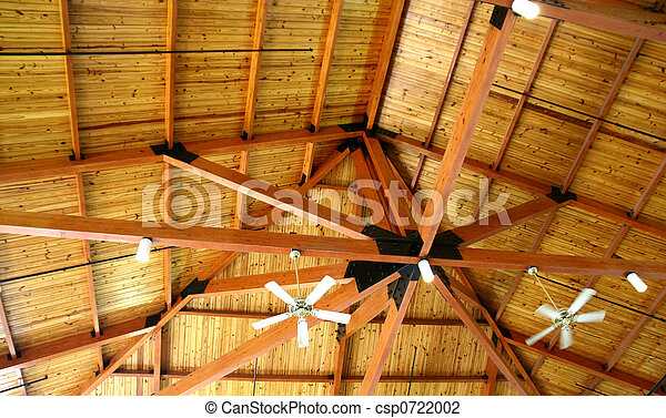 Natural Wood Ceiling - csp0722002