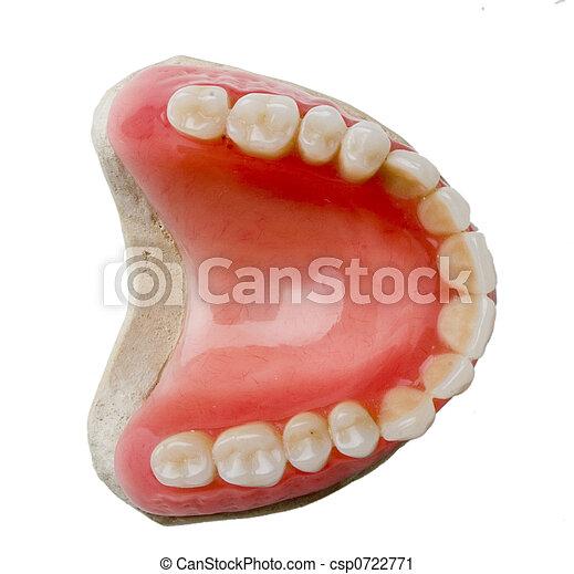 dental prosthesis - csp0722771
