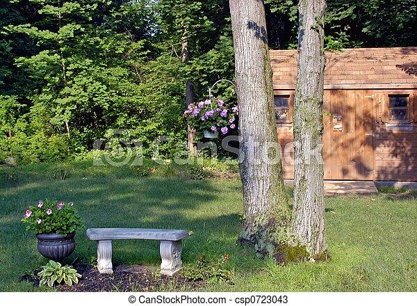 scenic backyard - csp0723043