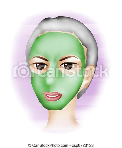 Facial Mask - csp0723133