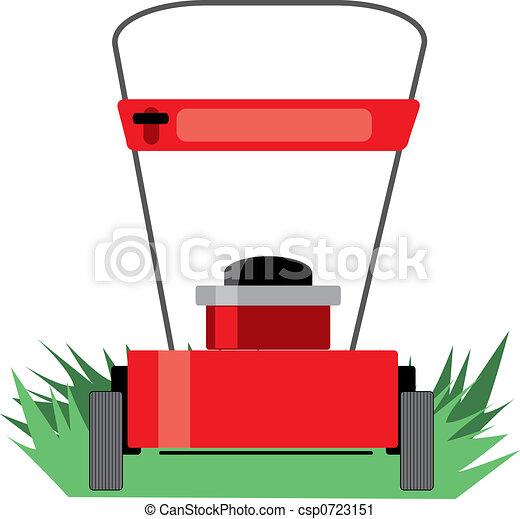 Lawn Mower - csp0723151