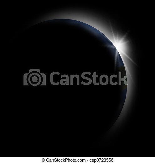 Earth\\\'s Horizon - csp0723558
