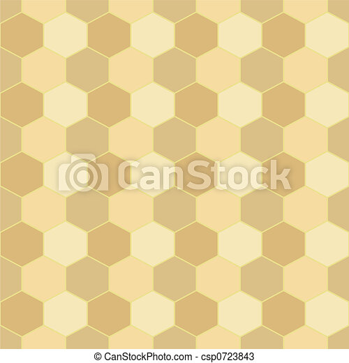 honeycomb background - csp0723843