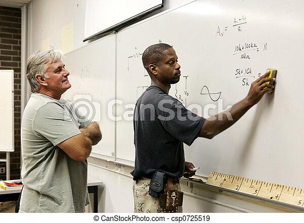 Student Erasing Board - csp0725519