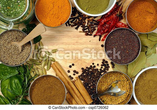 Spices - csp0726062