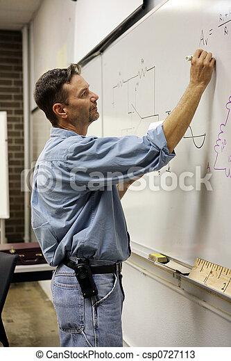 Adult Ed Teacher Vertical - csp0727113
