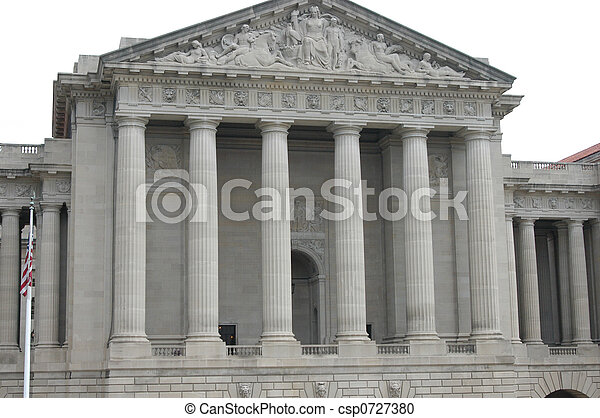 建築物, 政府 - csp0727380