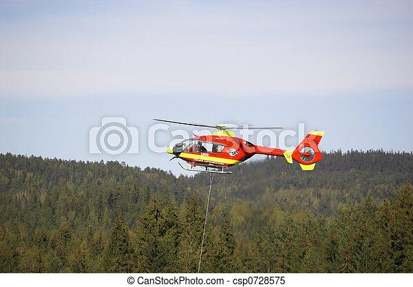 Norwegian Air Ambulance - csp0728575